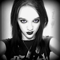 Gothic Girl by BamBamBaby8