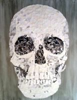 Mosaic Skull by musicophilia