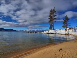 Sand Harbor, Lake Tahoe NV by MartinGollery
