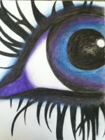 Bright eye by dkinchen