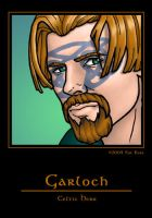Garloch, Celtic Hero by Pilikia
