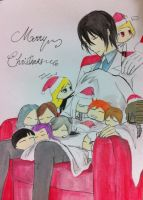 Noblesse Christmas 2013 by Rona67