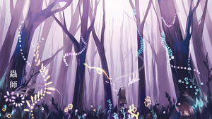 Mushishi: Coming Spring by OXMiruku