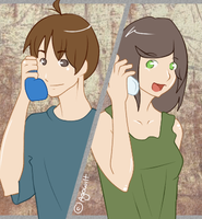 Phonelines by Agowilt