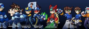 25 Years of Mega busting by rongs1234
