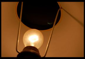 Old lamp by PauloOliveira