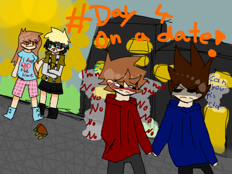 30 Days of TomTord - Day 4 by Sterensonne