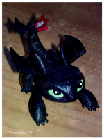 Chibi Toothless by Veemonsito