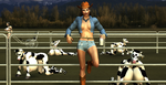 Dairywoman of the Year by BigKahuna69