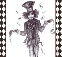 The Mad Hatter by razz4499