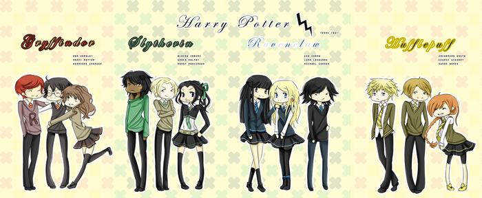 Harry Potter: Thank you by iondra