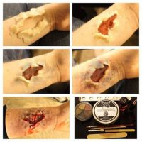 Wax Wound Tutorial by Anesthetic-X