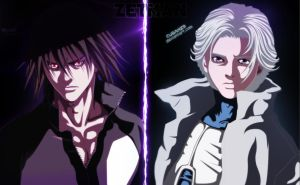 Zetman and Alphas by iMarx67