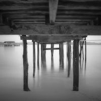 Under The boardwalk by Hengki24