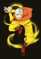 DANCE - Aang by TobuIshi