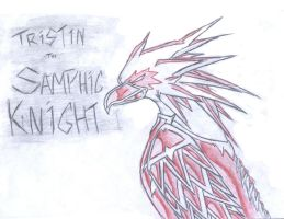 The Samphic Knight The Eagle by TheMoonMonkey