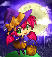 Happy Halloween 2011 by Hatty-hime