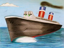 Speed Queen by RMS-OLYMPIC