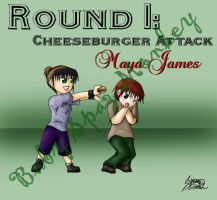 Round 1... by leifes