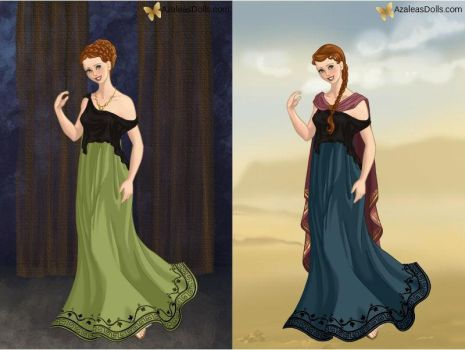 Anna - Roman Lady by IndyGirl89