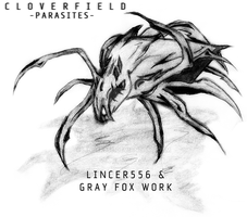 CLOVERFIELD -PARASITE- by lincer556