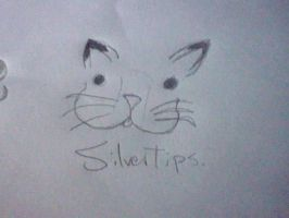 SilverTips Sketch by GleamingEpicness