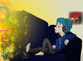 Music is magic by kkcooly