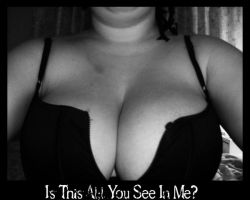 What You See In Me by KioraKeller