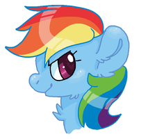 Dashie Bby by Cyan-13