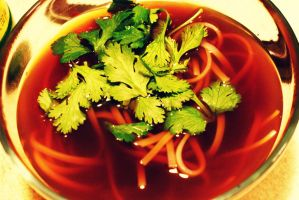 Pho Soup by HrWPhotography