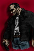 "The Punisher ""Crimson Pain"" by ARAbbey"