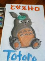Totoro by ThrowingShadows