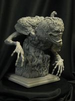 ' Demon Of The Harvest ' by Blairsculpture