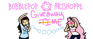 GIVEAWAY TIME by xXimmaeatjooXx