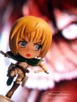 Angry Armin by lajvio