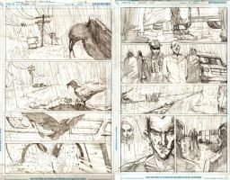 SECRET SIX 16 ft  Pgs 1 and 2 by Peter-v-Nguyen