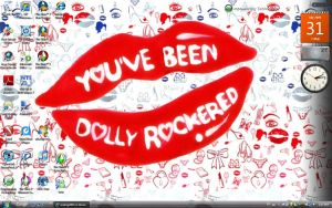Dolly Rockers Background by snakegirl94
