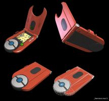 Hoenn Pokedex by KL45H