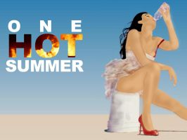 One Hot Summer by tenbiscuits