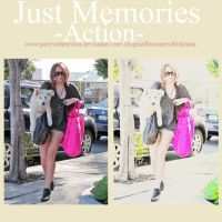 Just Memories Action by PartyWithTheStars