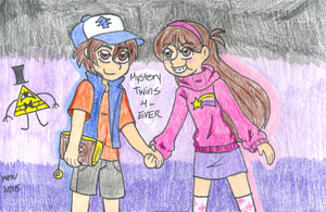 Mystery Twins by Nicktoons4ever