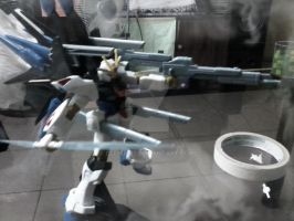Strike Freedom Gundam Ultima by CLeRu087