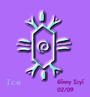 Ice Symbol by Icyi