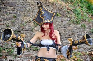 Miss Fortune - Shock and Awe by jessicacicca