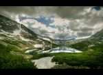 The Valley of the Five Lakes - The Front Lake by Beezqp