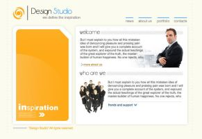 Design Studio Template by soxyy