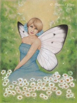 Butterfly Maiden by MayumiOgihara