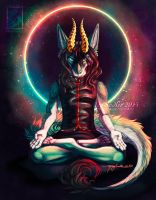 Balance of the Void by LucidKitsune