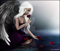 - fallen angel - Faith by xMLBx