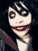 Jeff the killer cosplay- 4 by haozeke93